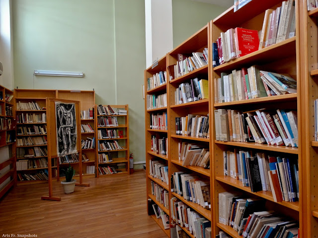 Περιφερειακή Βιβλιοθήκη Κάτω Τούμπας «Γιώργος Ιωάννου»