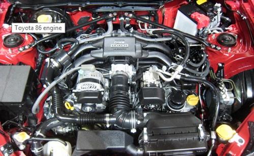 Toyota Sport VSC 86 Mode