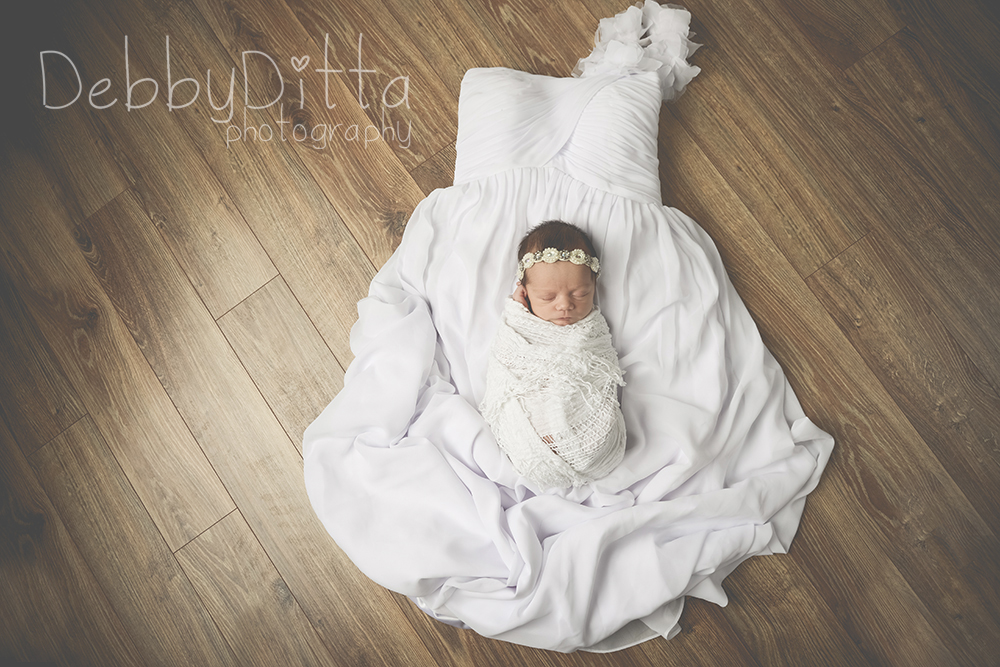 Debby Ditta Photography Lynlee At 16 Days Old Newborn