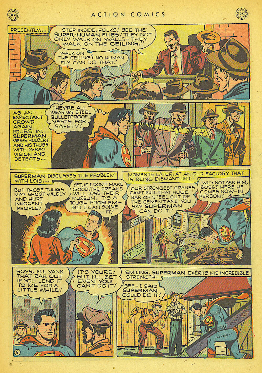 Action Comics (1938) 122 Page 10