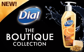 Enter the Dial Hand Soap Giveaway. Ends 4/19.