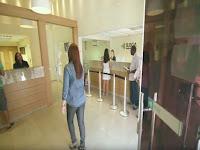 projeto arquitetura clínica recepção