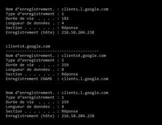 إفراغ ذاكرة التخزين المؤقت لــــDNS ـ (DNS flush)