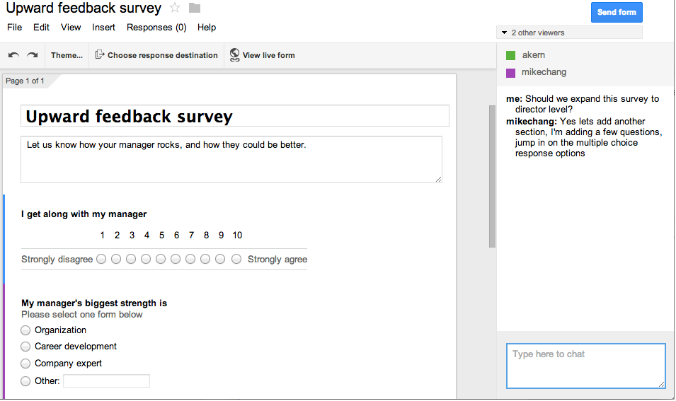 Official Google Cloud Blog: Google Forms, Refreshed