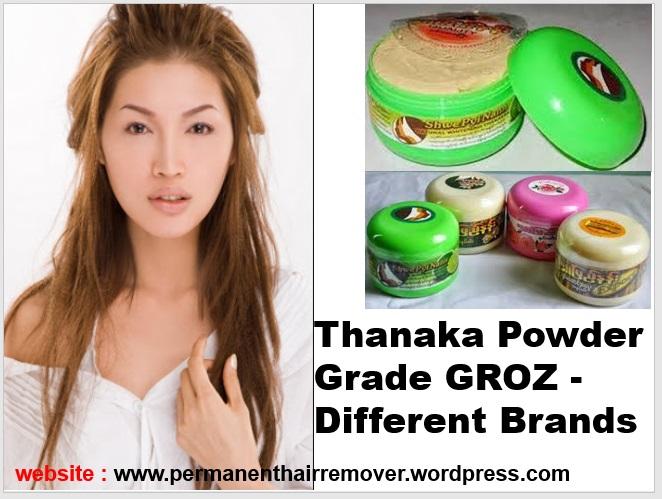 Krozenwart 08152054076 Nellore Thanaka Grade Groz Powder