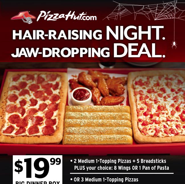 promo halloween doughnut di krispy kreme Rp. 72.000 via go ...   Halloween Pizza Hut Deals