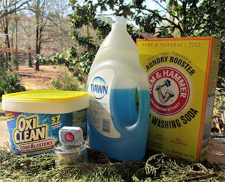 Make your own inexpensive Dishwasher Detergent that really works