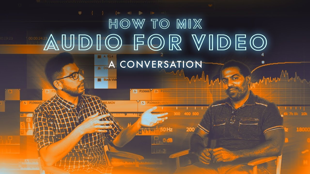 How to Mix Audio for Video