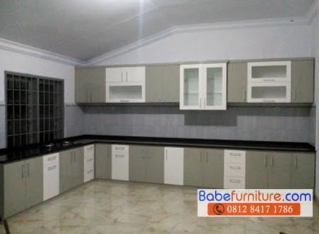 Babe Furniture Jasa Pembuatan Kitchen Set Bogor 0812