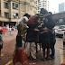 'FIR' fame Kavita Kaushik turns Govinda, breaks 'Dahi Handi' on 'Janmashtmi'
