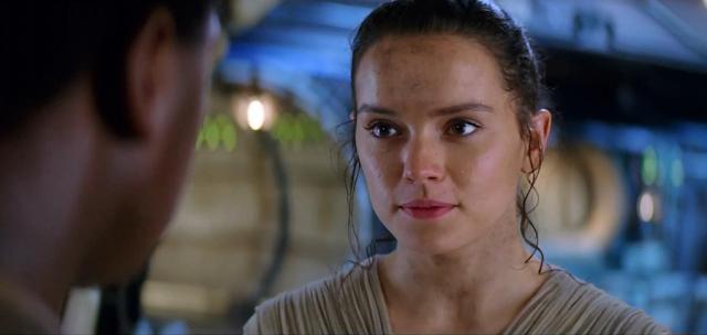 Rey se prezintă