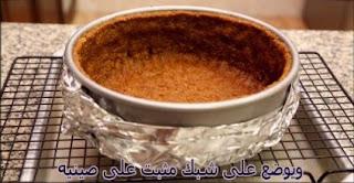 6 - بالصور والخطوات تشيز كيك اللوتس مذاق رائع