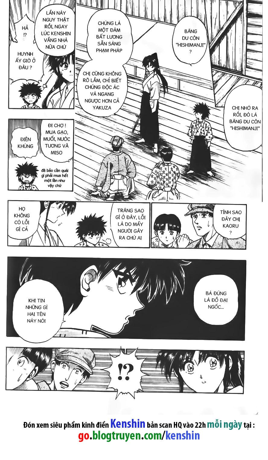 Rurouni Kenshin chap 4 trang 9