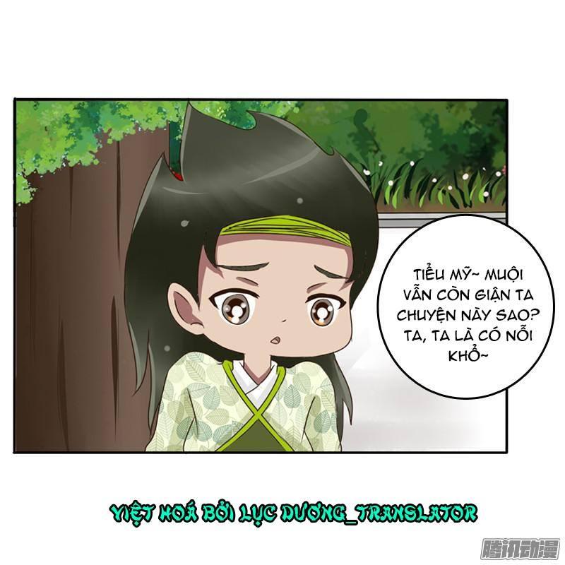 Thông Linh Phi Chap 84.5