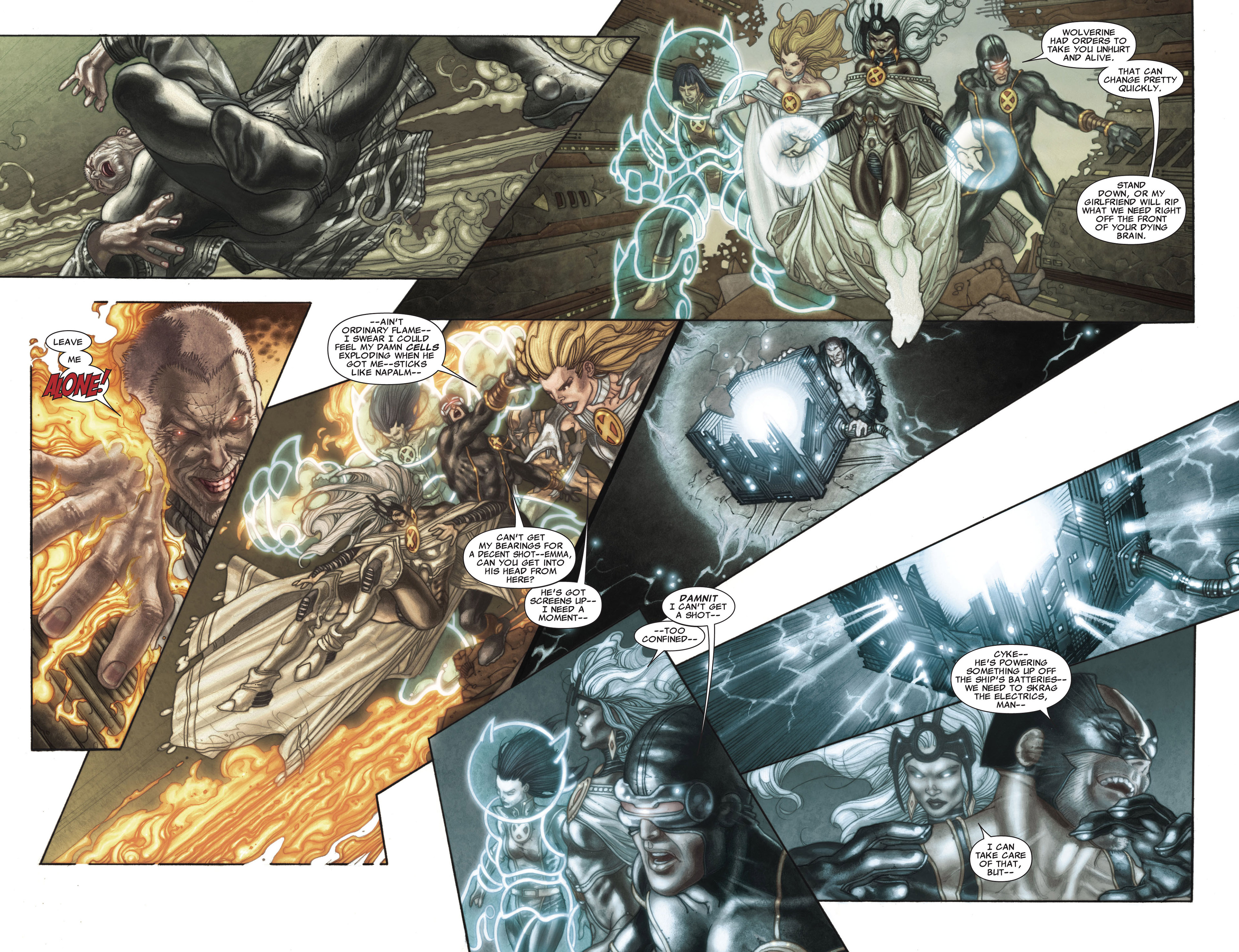 Read online Astonishing X-Men (2004) comic -  Issue #26 - 15