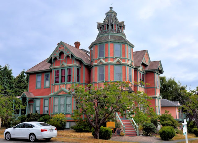 Image result for port townsend victorian houses