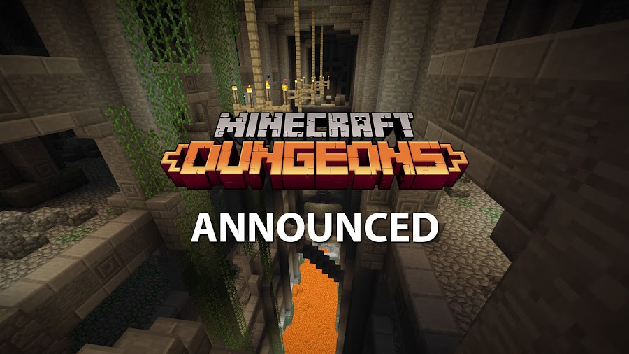 minecraft dungeons pc mojang