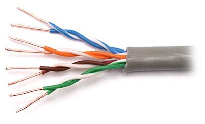 Cara Membuat Kabel LAN Dengan Benar
