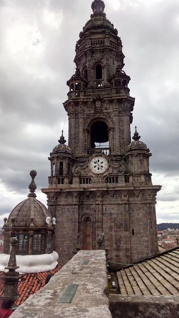Campana Berenguela Catedral de Santiago de Compostela