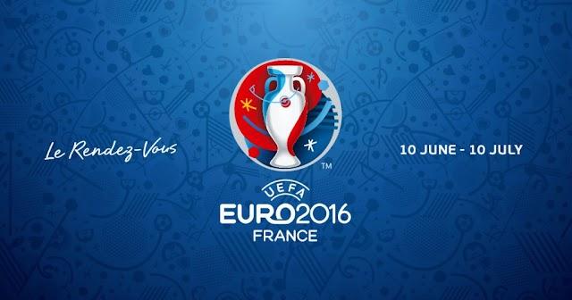 Αφιέρωμα στο EURO 2016 - Πρόγραμμα αγώνων  - Γήπεδα - logo....