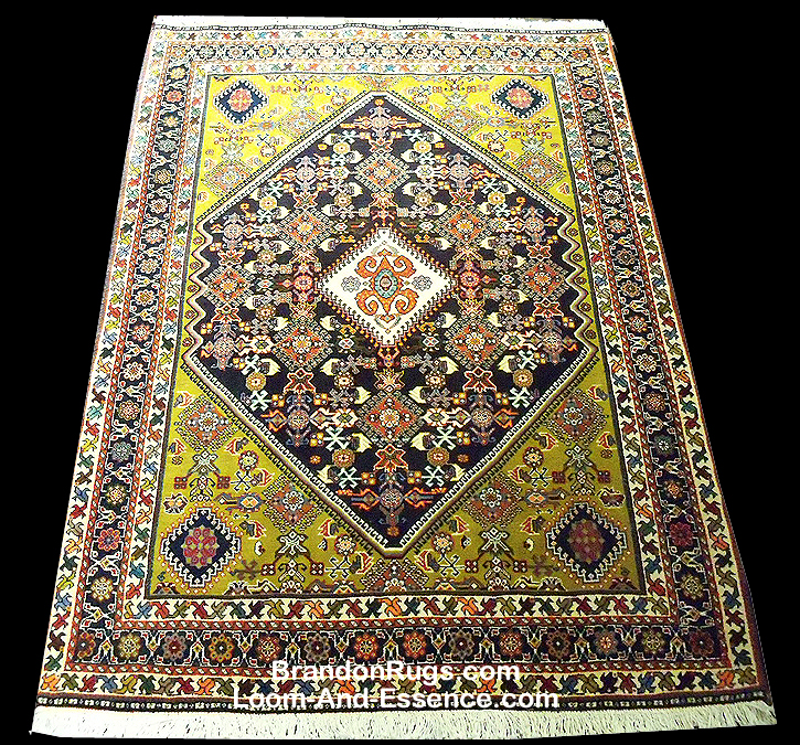 Brandon Oriental Rugs: Symmetry And Pattern: The Art Of