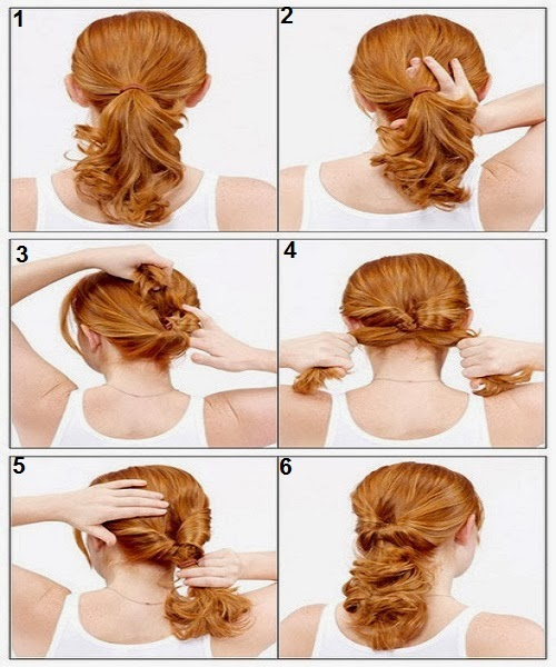 Terrific New Best Quick And Simple Hair Style Pics Tutorial Part 2 Find Short Hairstyles Gunalazisus