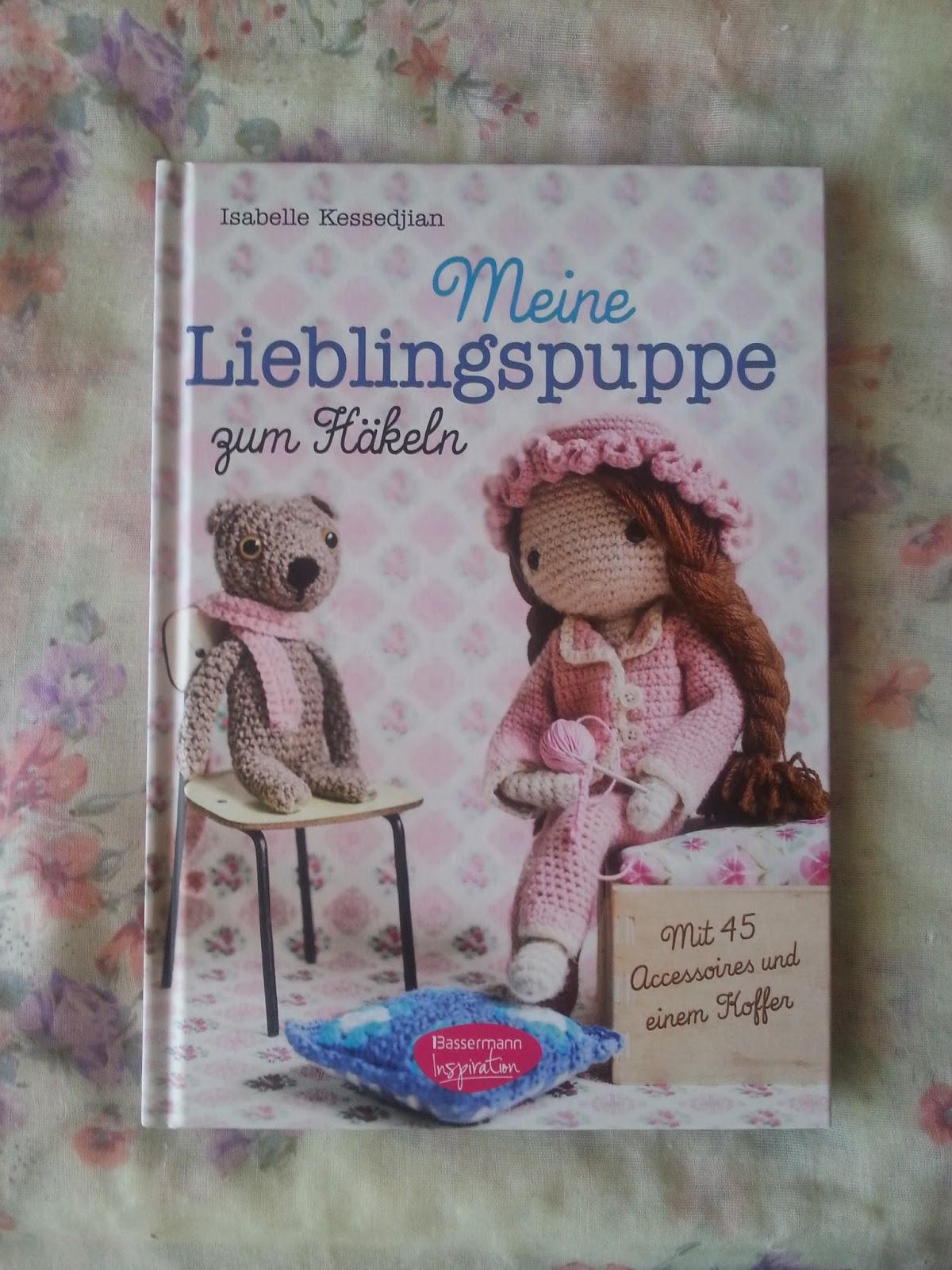 Merles Kawaii Werkstatt Buch Der Woche Meine Lieblingspuppe Zum Häkeln