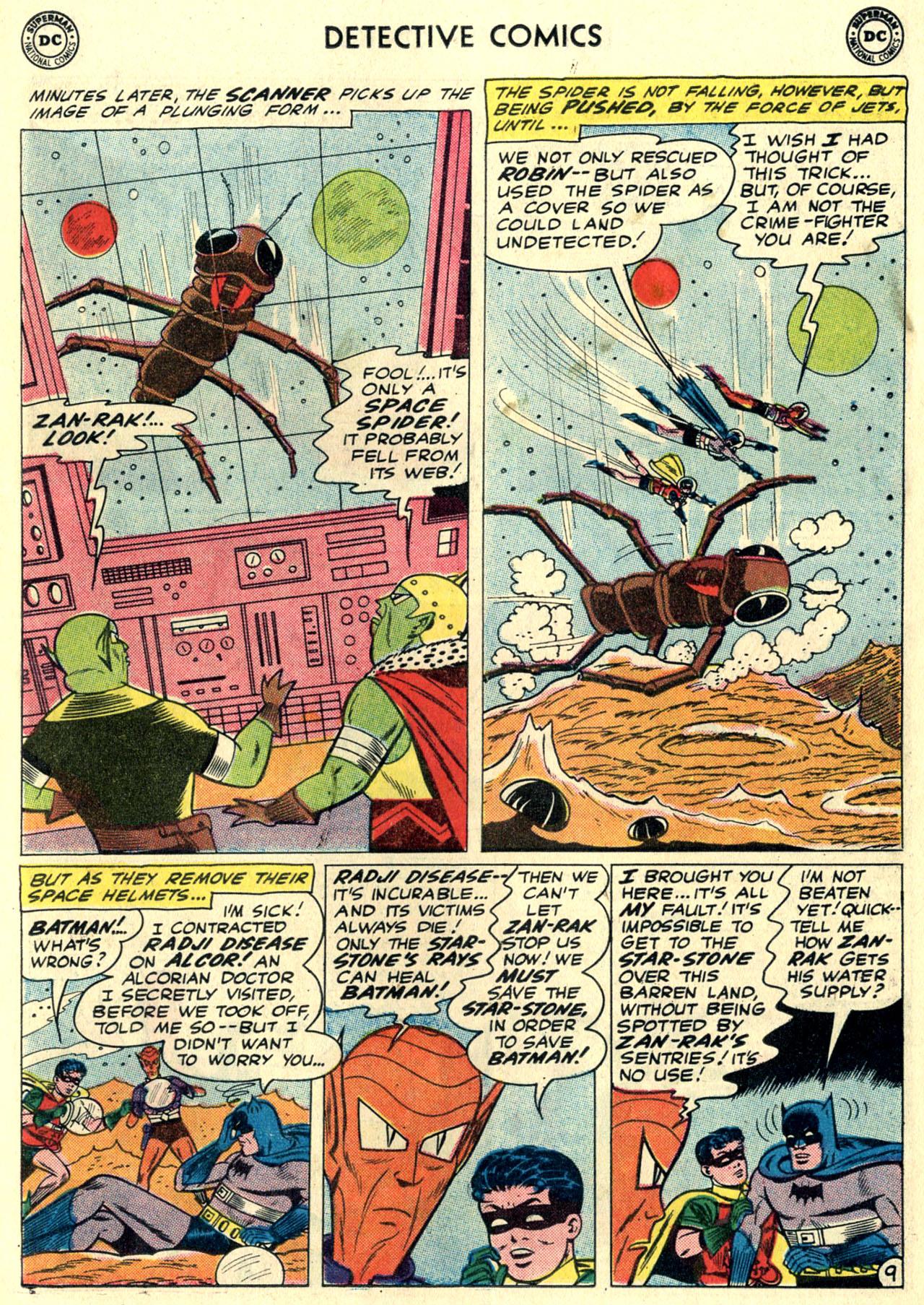 Detective Comics (1937) 282 Page 10