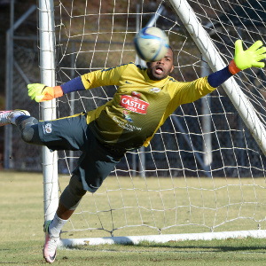 Khune to captain Bafana if fit
