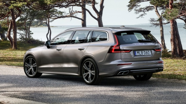Volvo V60 Wagon Is All New Will Feature Turbo Hybrid Power