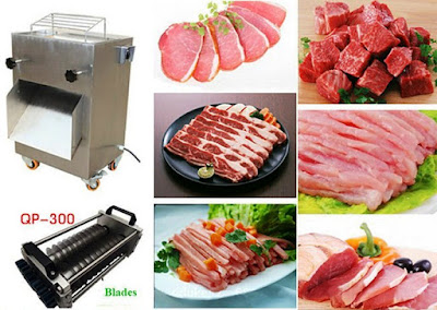 Meat Slicer Machine meat cutting machine