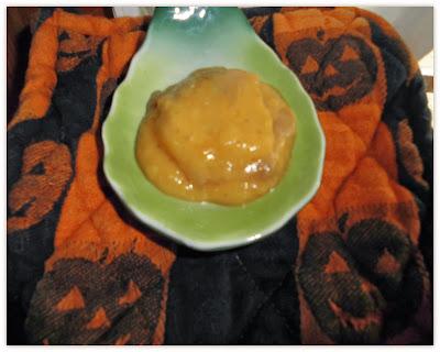 ricette dolci zucca crema zucca