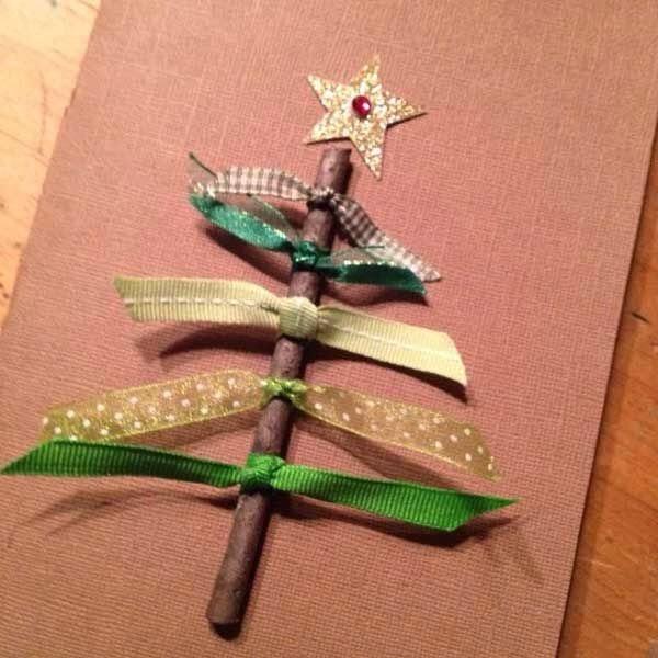 Lily Razz Diy Christmas Card Inspiration