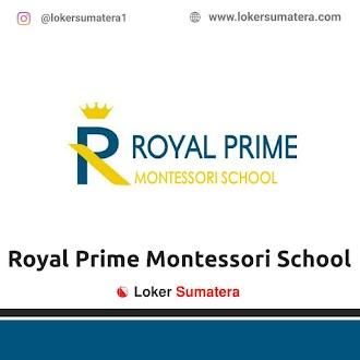 Royal Prime Montessori School Pekanbaru