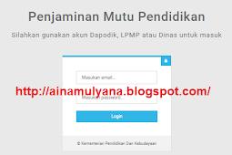 [Cara] Membaca & Download RAPOR Mutu Sekolah Pada LAMAN PMP.DIKDASMEN.KEMDIKBUD.GO.ID