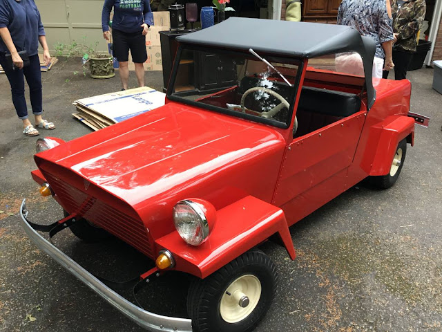 Daily Turismo: MotorScooter For 2: 1967 King Midget