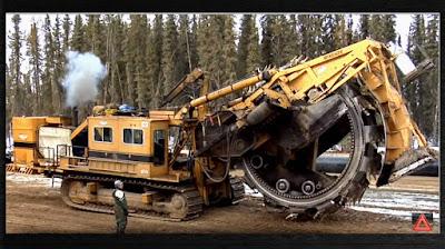 máquinas pesada