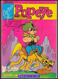 Epinard de Popeye