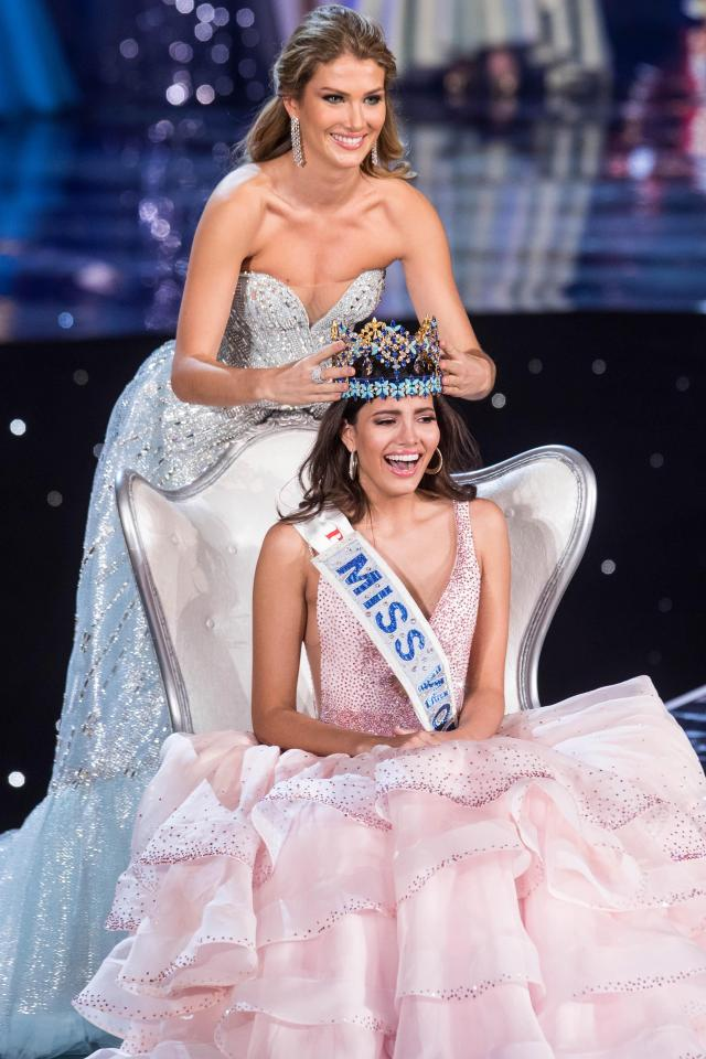 Miss World 2016: Puerto Rico's Stephanie Del Valle takes the crown
