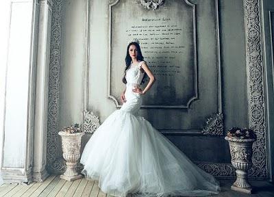 Telas para vestidos de novias