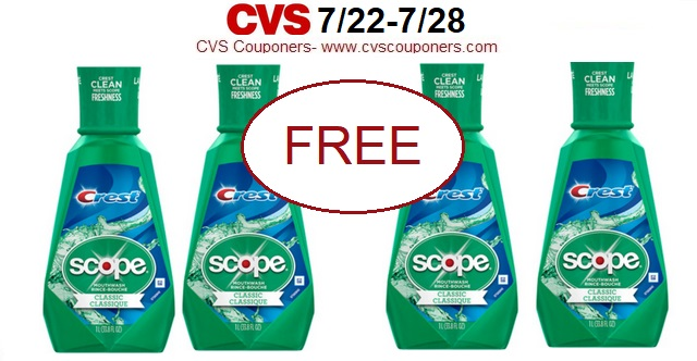 http://www.cvscouponers.com/2018/07/free-crest-scope-mouthwash-at-cvs-722.html