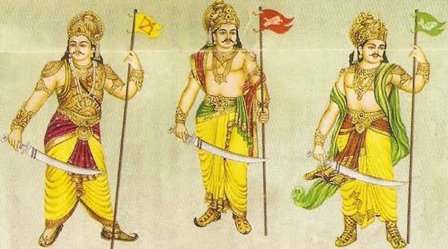 Muvendar or Moovendhar