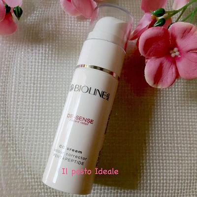 CC Cream pelli sensibili Bioline Jatò