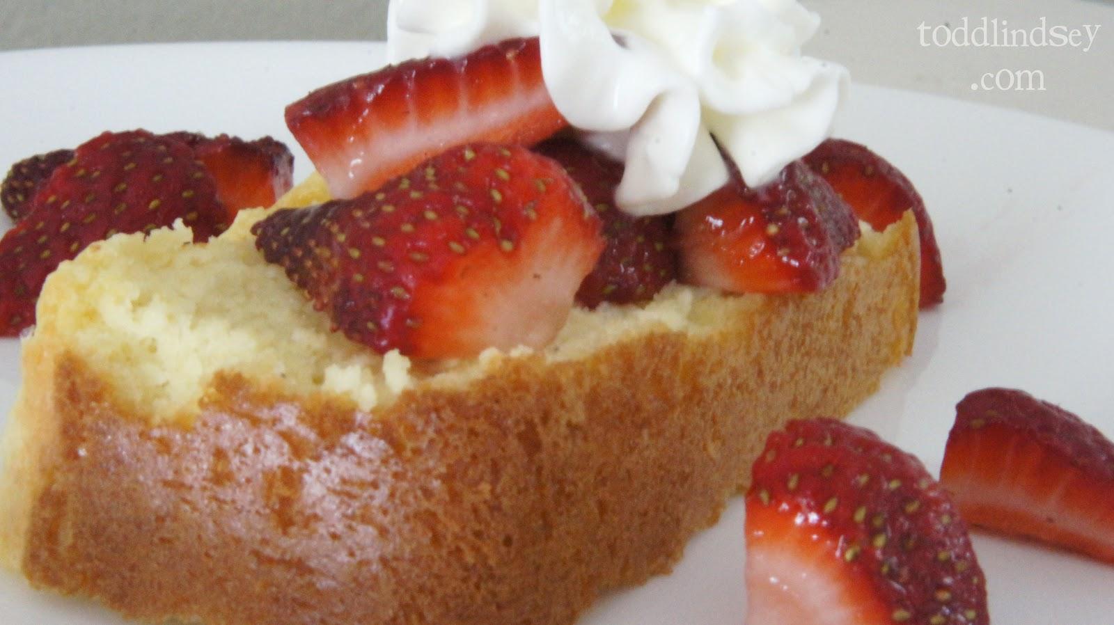 Almond Cake Recipe Low Carb: Domer Home: Pound Cake (Low Carb