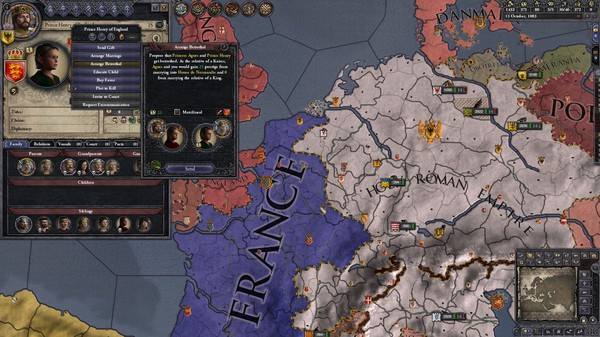 Crusader Kings II: Conclave PC Game