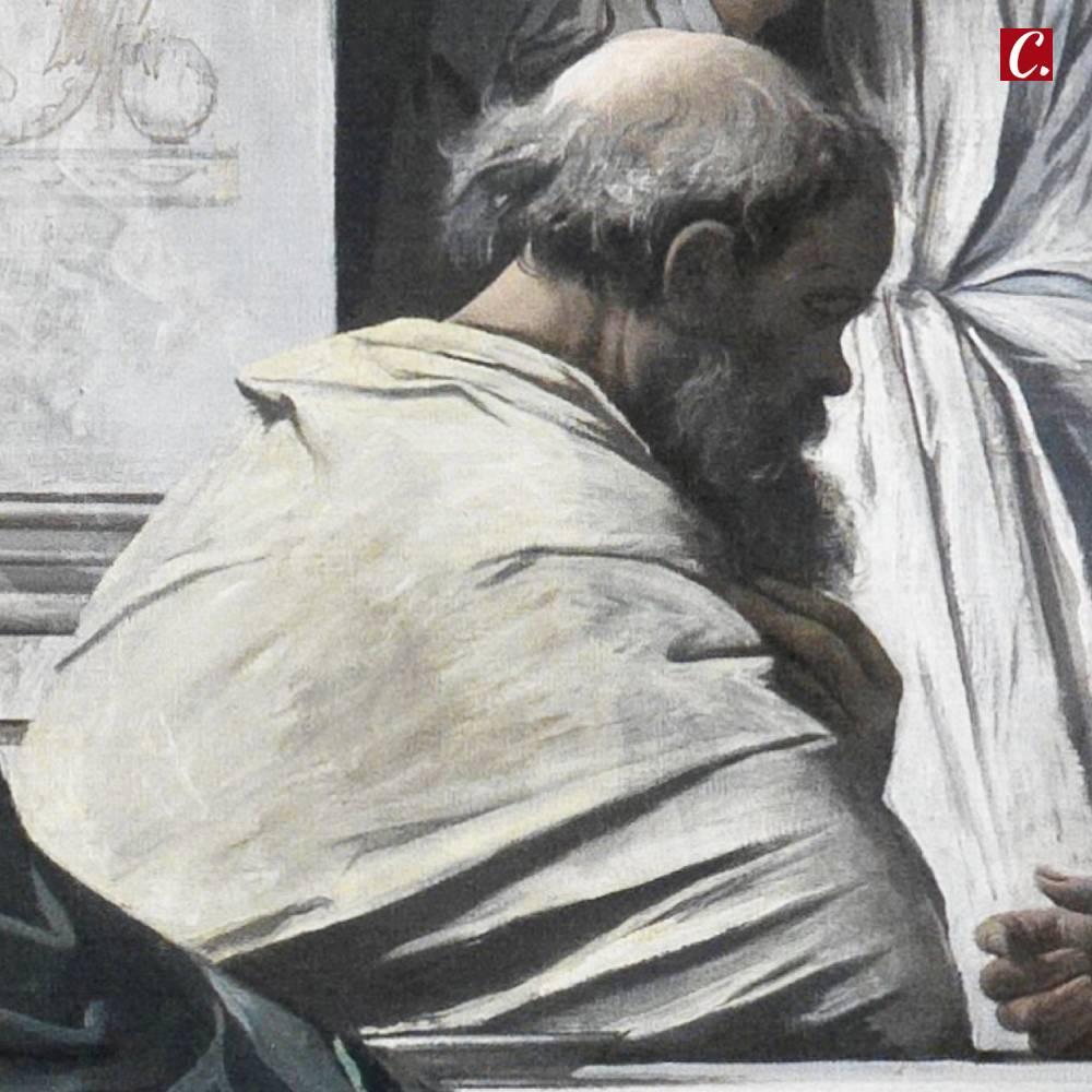 platao socrates filosofia paisanias eros kardec jesus espiritismo caridade maria antunes de moura ambiente de leitura carlos romero o banquete