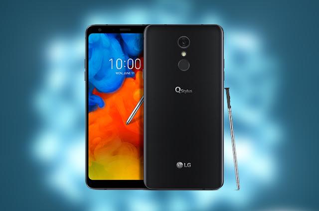 الهاتف الجديد Q Stylus لشركة lg