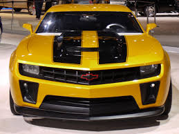 Spesifikasi Chevrolet Camaro