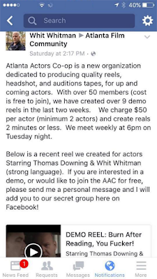 Taking Actors for one General Grant at a Time