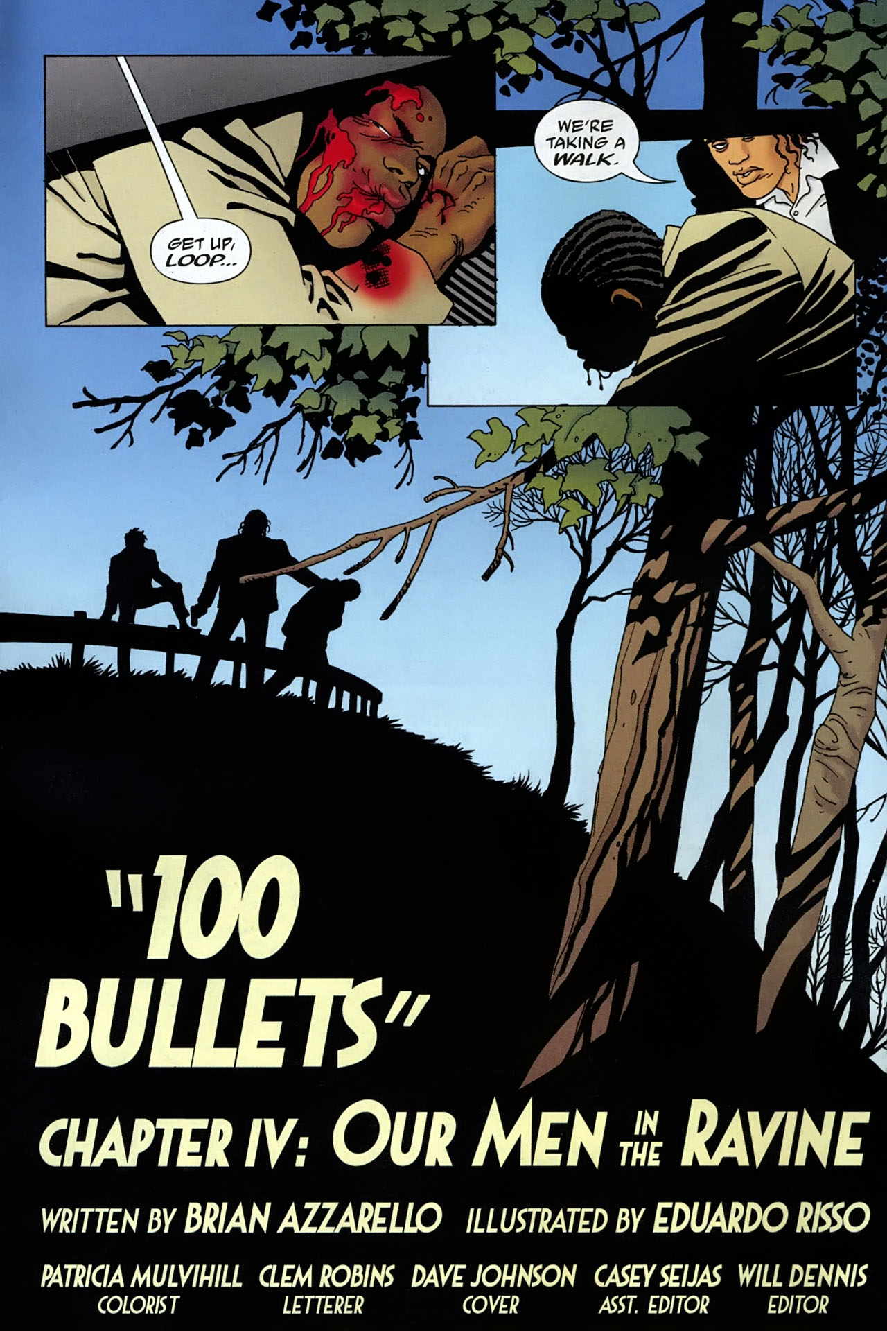Read online 100 Bullets comic -  Issue #92 - 5